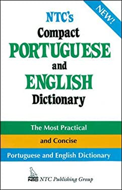 NTC's Compact Portuguese and English Dictionary 9780844246918