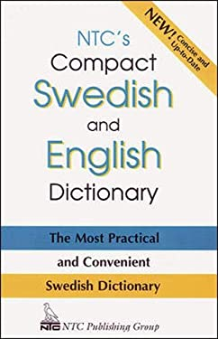 NTC's Compact Swedish and English Dictionary 9780844249599