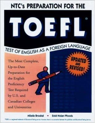 NTC's Preparation Kit for the TOEFL: With Book 9780844204826