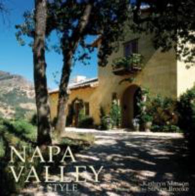 Napa Valley Style 9780847825707