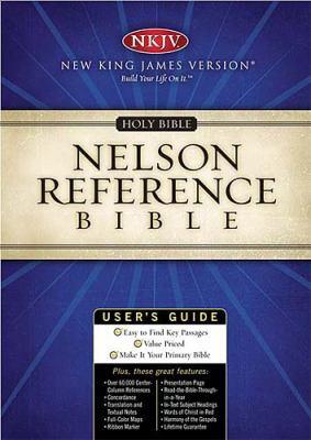 Nelson Reference Bible-NKJV 9780840783042