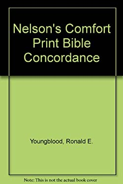 Nelson's Comfort Print Bible Concordance 9780840711564