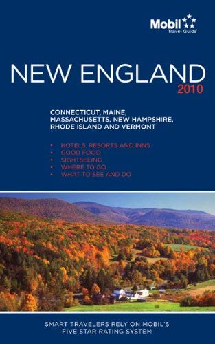 New England Regional Guide 9780841614192