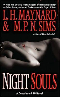 Night Souls 9780843963786