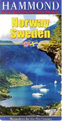 Norway/Sweden Hammond Intl 9780843718904