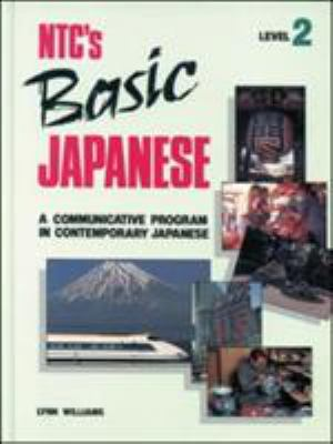 Ntcs Basic Japanese Level 2, Student Edition 9780844284408