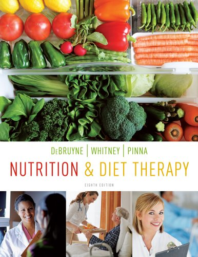 Nutrition and Diet Therapy 9780840049445
