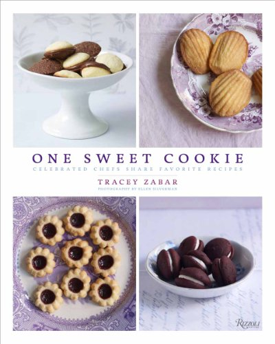 One Sweet Cookie: Celebrated Chefs Share Favorite Recipes 9780847836666