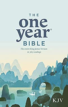 One Year Bible-KJV 9780842325769