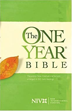 One Year Bible-NIV: Entire Bible Arranged in 365 Daily Readings 9780842324564
