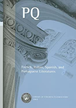 PQ: French, Italian, Spanish, and Portuguese Literatures 9780844412214