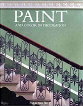 Paint and Color in Decoration 9780847825936