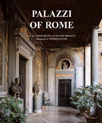 Palazzi of Rome 9780841602885