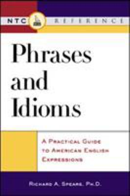 Phrases and Idioms 9780844203423