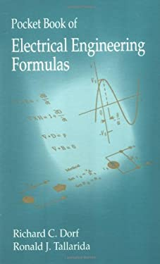 Pocket Book of Electrical Engineering Formulas 9780849344732