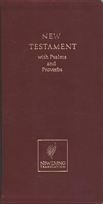 Pocket Thinline New Testament Psalms and Proverbs-Nlt