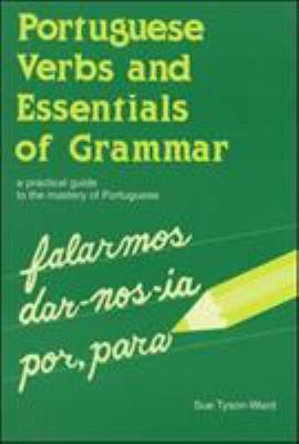 Portuguese Verbs and Essentials of Grammar 9780844246987
