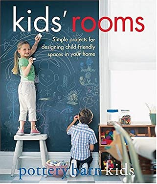 Pottery Barn Kids: Kids' Rooms 9780848730567