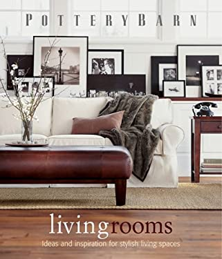 Pottery Barn Living Rooms 9780848727598