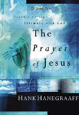 Prayer of Jesus 9780849989544