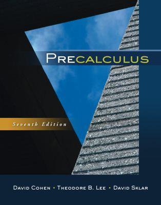 Precalculus 9780840069429