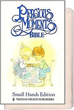 Precious Moments Small Hands Bible-NKJV 9780840726735