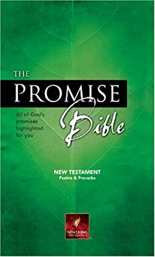 Promise Bible New Testament Psalms & Proverbs-Nlt 9780842354387