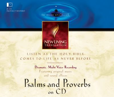 Psalms and Proverbs-Nlt 9780842362054