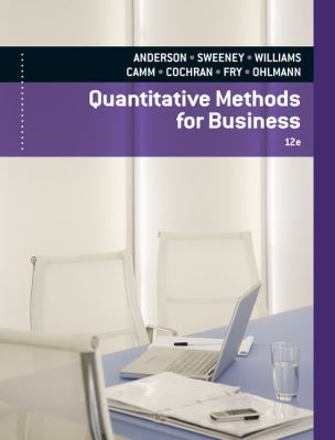Quantitative Methods for Business [With Access Code] 9780840062338