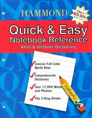 Quick & Easy Notebk Ref (Atlas