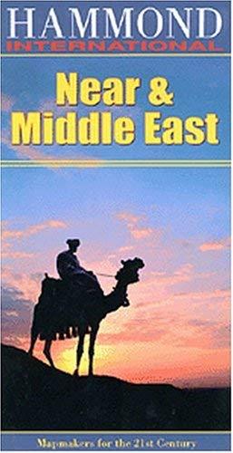 Regional Maps: Near & Middle East
