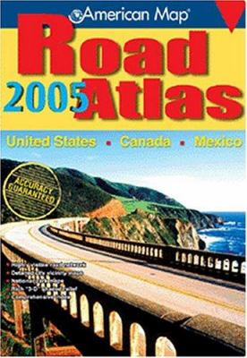 Road Atlas: United States, Canada, Mexico