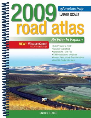 Road Atlas, United States