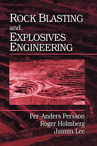 Rock Blasting and Explosives Engineering 9780849389788