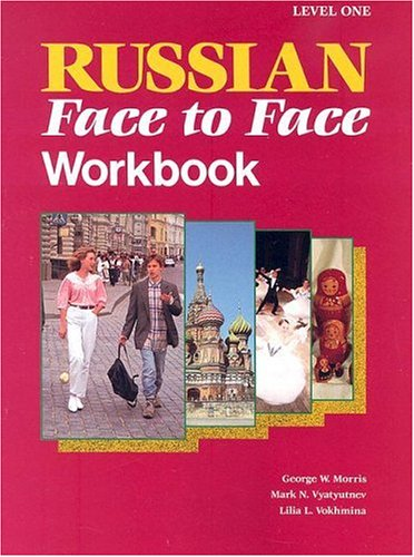 Russian Face to Face Workbook : Level One
