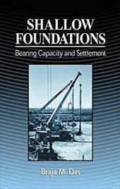 Shallow Foundations - Das, Braja M. / Das, B.