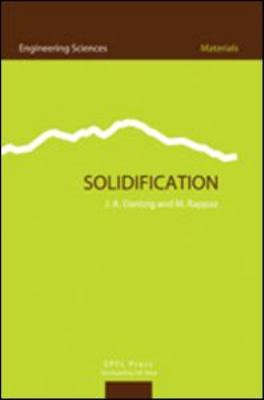 Solidification 9780849382383