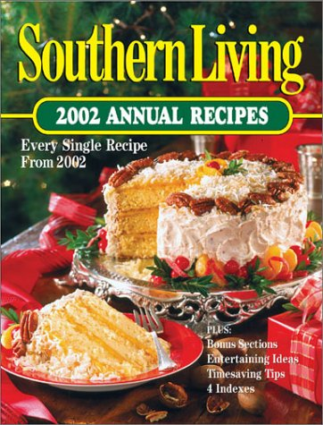 Southern Living Annual Recipes 9780848725402