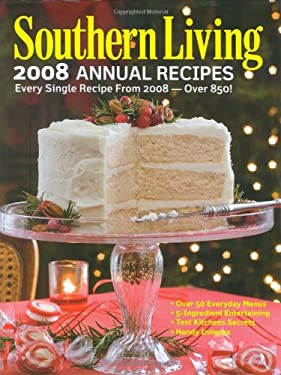 Southern Living Annual Recipes 9780848732356