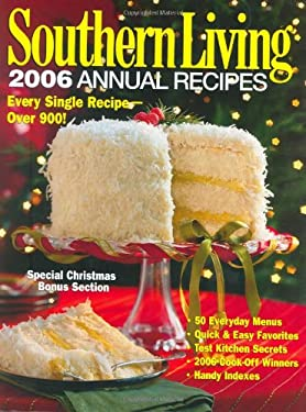 Southern Living Annual Recipes 9780848731045