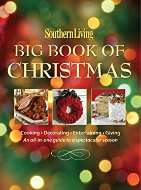 Southern Living Big Book of Christmas 9780848733339