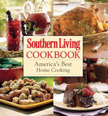 Southern Living Cookbook: America's Best Home Cooking 9780848732394