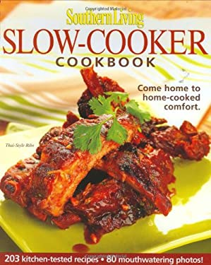 Southern Living Slow-Cooker Cookbook 9780848731069
