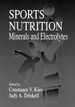 Sports Nutrition: Minerals and Electrolytes 9780849379161