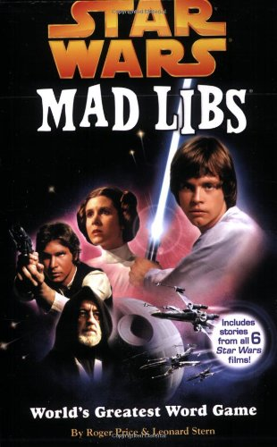 Star Wars Mad Libs 9780843132717