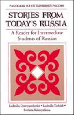 Stories from Today's Russia 9780844242521