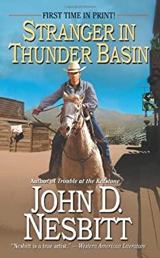 Stranger in Thunder Basin 9780843961942