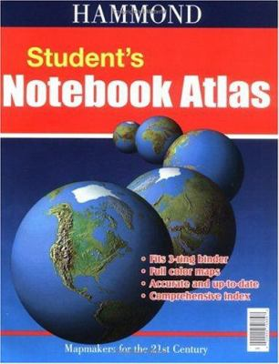 Student Notebook Atlas 9780843708691