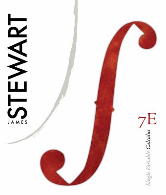 Student Solutions Manual (Chapters 1-11) for Stewart's Single Variable Calculus, 7th 9780840049490