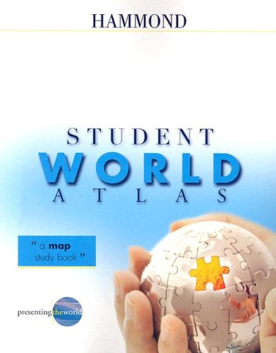 Student World Atlas 9780843709568